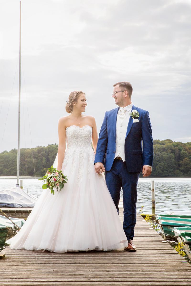 Stefanie & Benjamin Hochzeit in Todesfelde